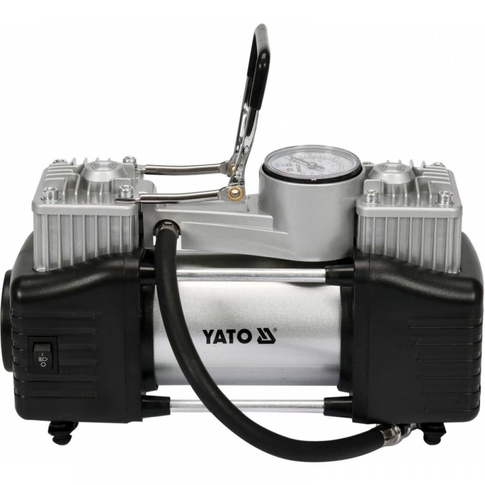 YT-73462 Компрессор воздушный для автомобиля 250W