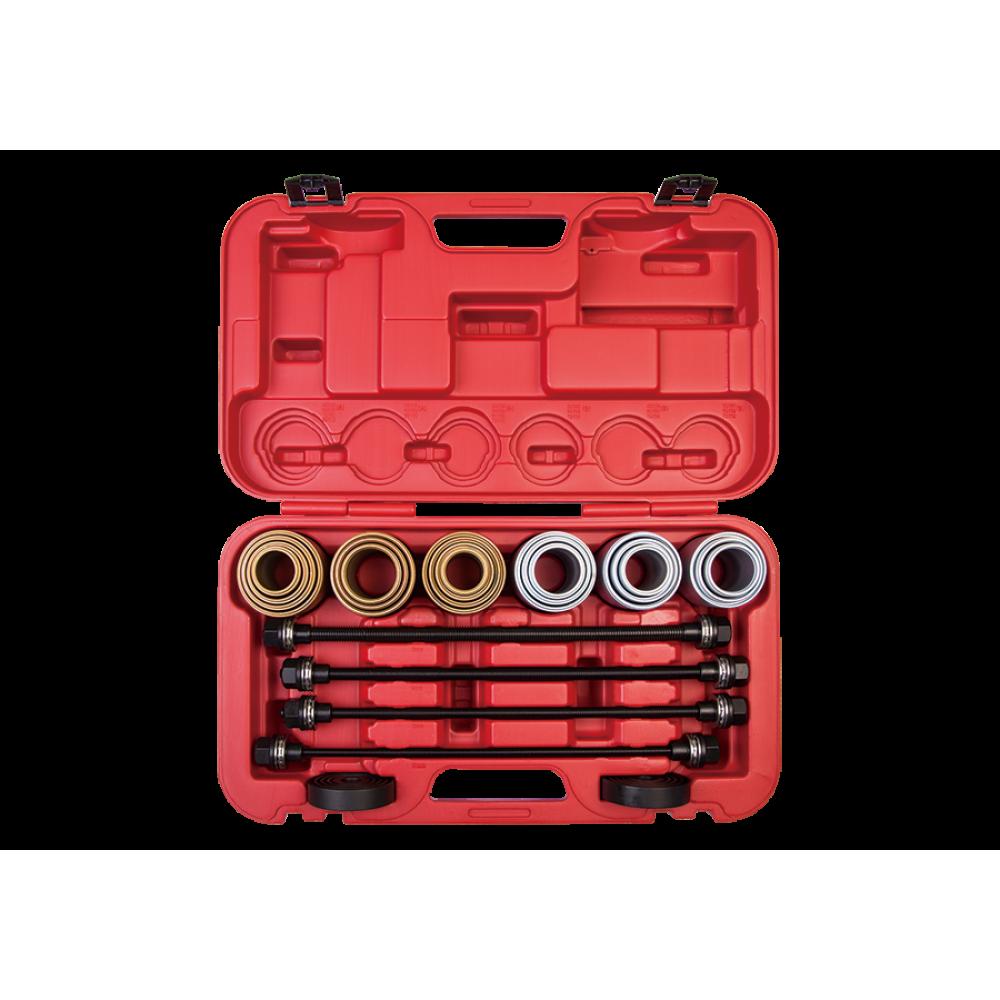 Универсальный набор для снятия и установок втулок сайленблоков 9BD101