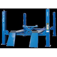 KING TONY Подъёмник четырёхстоечный 9TYP8111A-04A-B(4.5T Four-Post Lift For Four-Wheel Alignment)