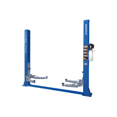 KING TONY Подъёмники двухстоечные  9TYP8222A-04A-B(4T Two-post Lift with Floor Plate)