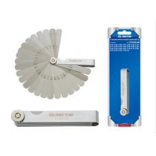 Набор щупов для проверки зазоров, 0,04-1 мм, 25 предметов KING TONY 77335-25