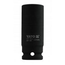 YT-2036 Головка ударная высокая 23  мм 1/2