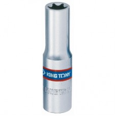 """Головка торцевая TORX Е-стандарт 3/8"""", L = 63 мм KING TONY 3275"""