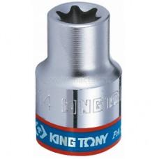 """Головка торцевая TORX Е-стандарт 3/8"""", L = 28 мм KING TONY 3375"""