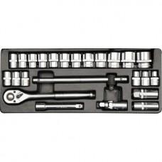 YT-12661 Набор инструмента 24 пр